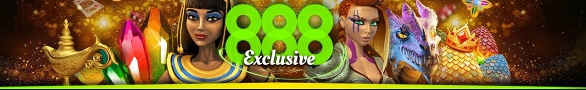888 casino exclusive