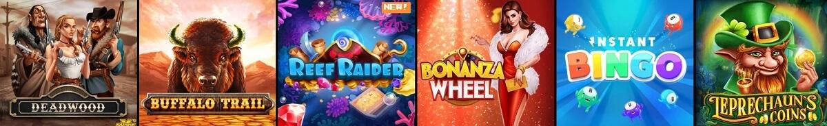 bitkingz casino games