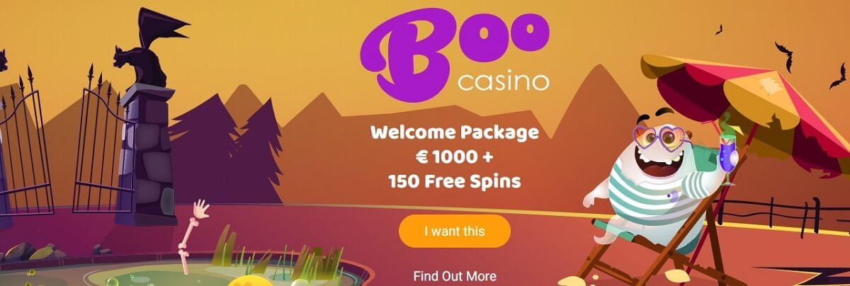 boo casino welcome bonus