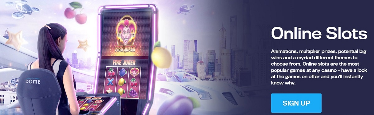 picture from casino dome online slots section