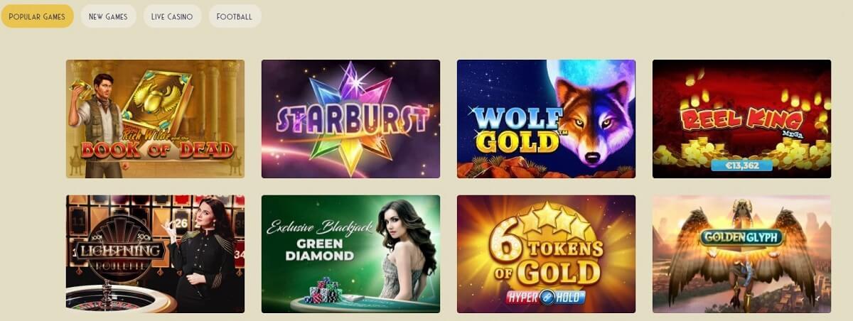 casino lab games