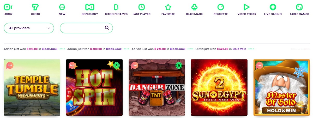 casino rocket games