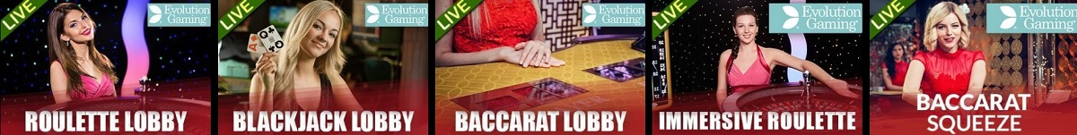 ck casino live games