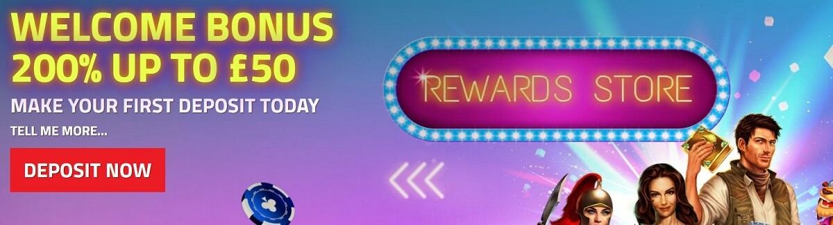 ck casino welcome bonus
