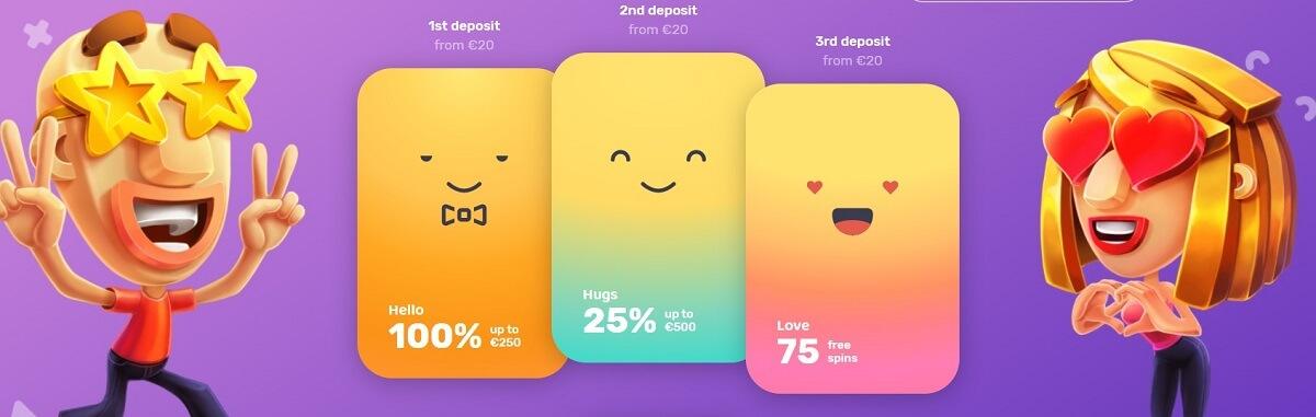 emojino casino bonuses