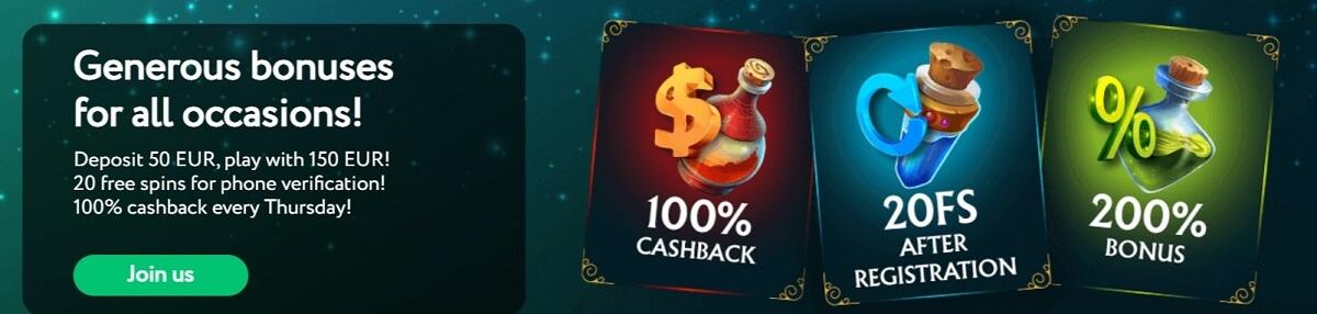 goodwin casino bonuses