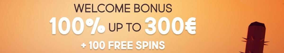 gunsbet welcome bonus