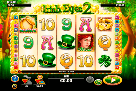 irish eyes  netgen gaming