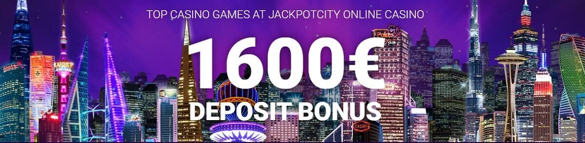 Jackpot City Casino Bonuses