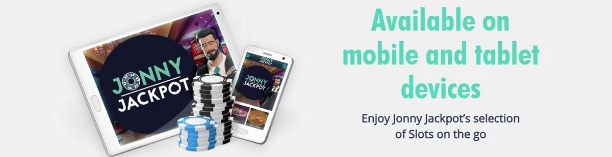 jonny jackpot mobile casino