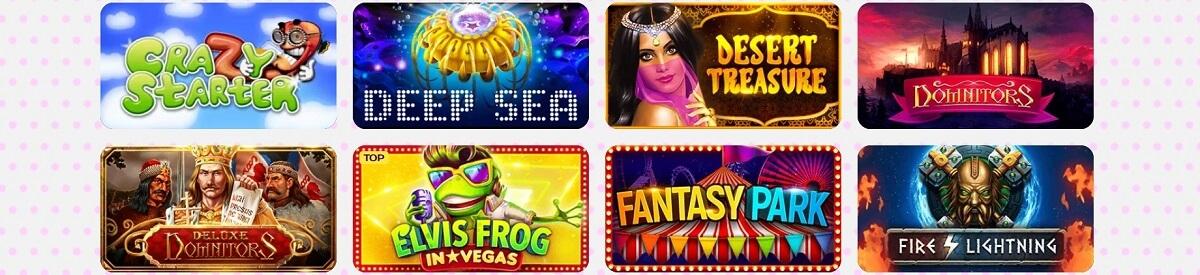 kim vegas casino slots