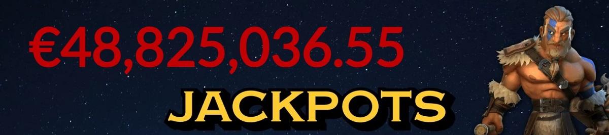 konung casino jackpots