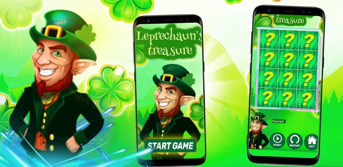 leprechaun's treasure slot