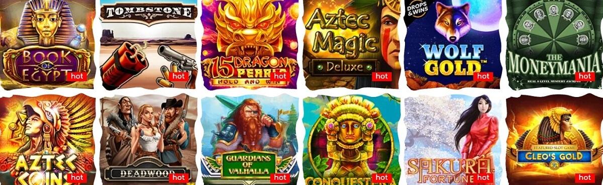 loki casino slots