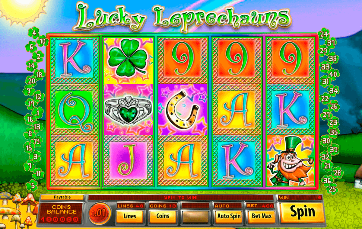 lucky leprechauns saucify