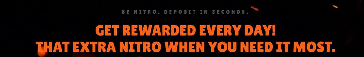 nitro casino bonus offers