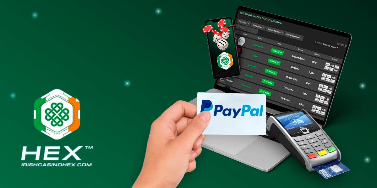 paypal casino advantages