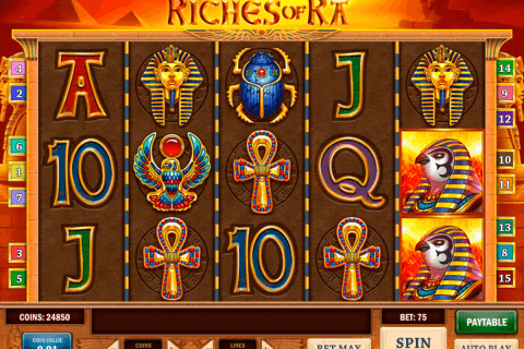 riches of ra playn go