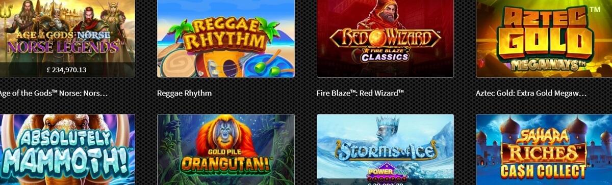 slots heaven casino slot games