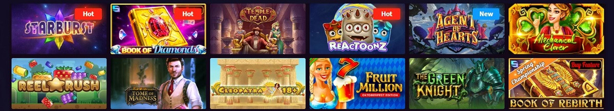 wildblaster casino slots